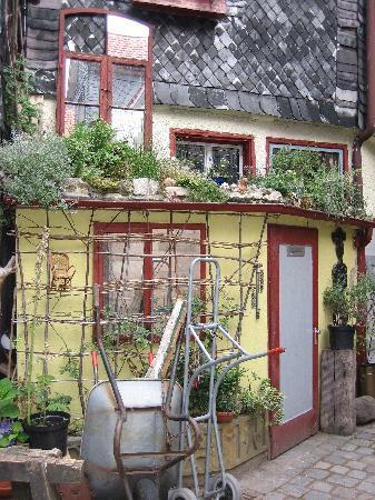Fuerth, Almanya: Old town Fürth