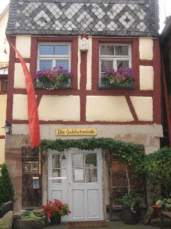 Fuerth, Tyskland: Die Goldschmiede