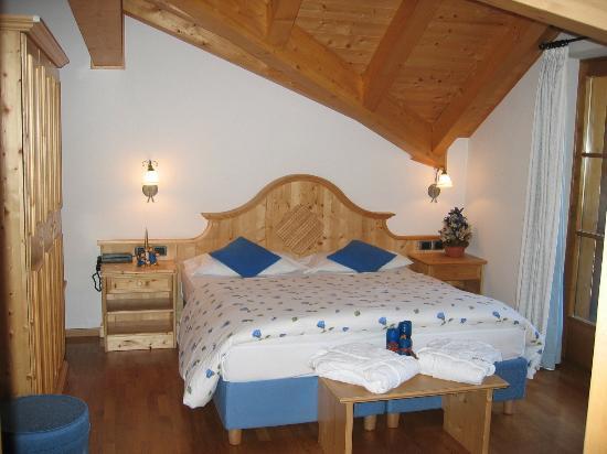 Chalet Laura Lodge Hotel: Standard mansarda
