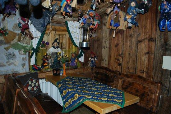 Tana dell'Orso: stanza delle streghe