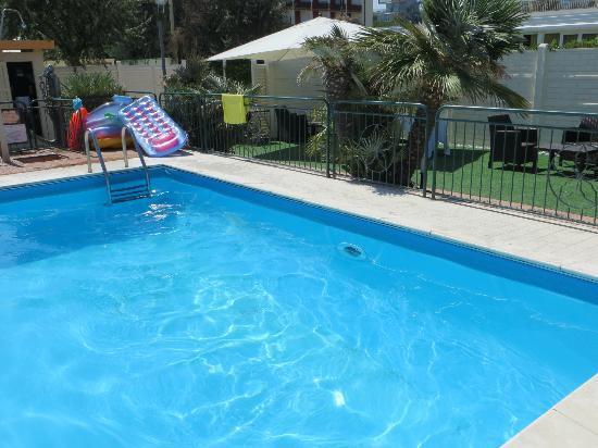 Hotel Miami Beach: La piscina dell'hotel