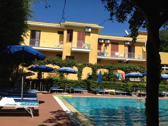 Hotel Cleopatra: piscina