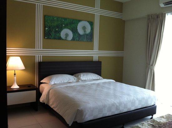 Bayu Marina Resort: Room_a