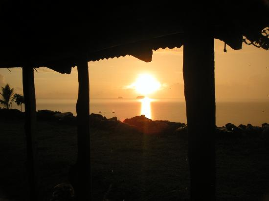 The Savaiian Hotel : Sunrise