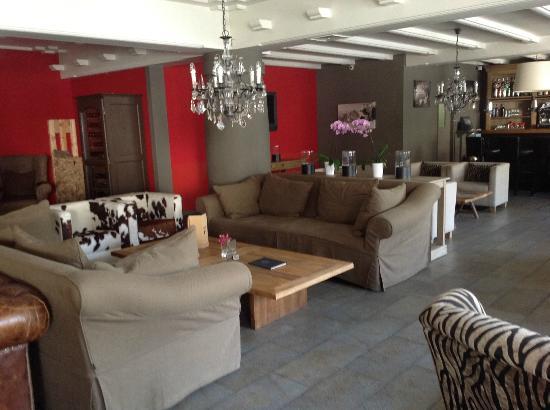 Q! Hotel Maria Theresia: Lobby Lounge
