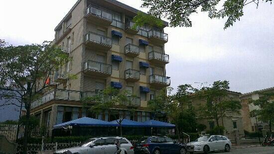Rivazzurra Hotel: esterno