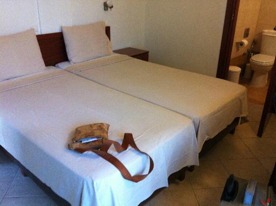 Stratos Hotel: la camera doppia