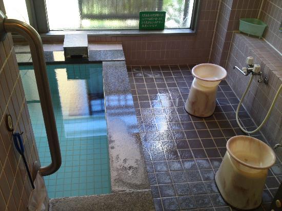 One Day Mizuki: ワンディ美津木内部の風呂