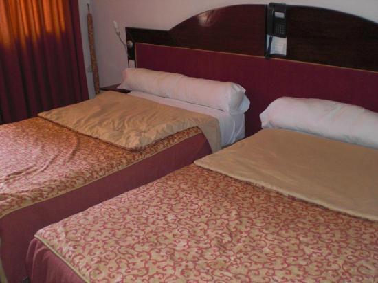 Hotel Le Zat: Camera