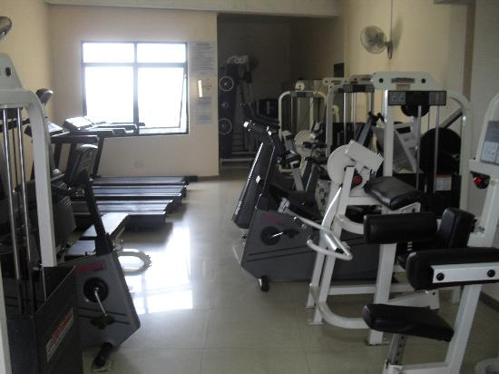 Blue Pearl Hotel: Gym