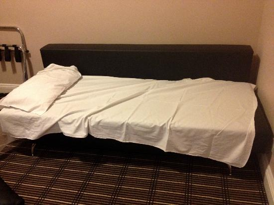 Comfort Inn Kings Cross: Extra bed