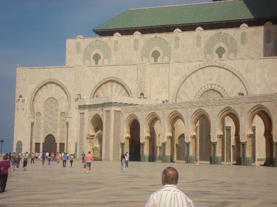 Ancienne Medina : entrata della moschea