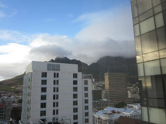 Mandela Rhodes Place Hotel: View from one of the bedrooms