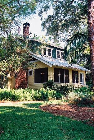 Collier County Museum: Naples Cottage