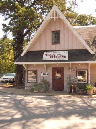 Simply Scrumptious Tea Room And Emporium Eureka Springs