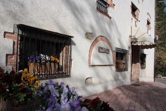 Hotel Vecchio Asilo: Ingresso/Entrance