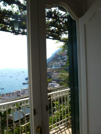 Hotel Buca di Bacco: This was the view from our room !