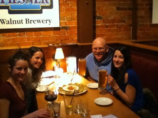 The Ale House : me and beautiful women