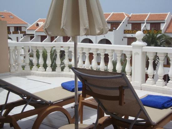 Plunge Pool On Balcony Picture Of Cleopatra Palace Hotel