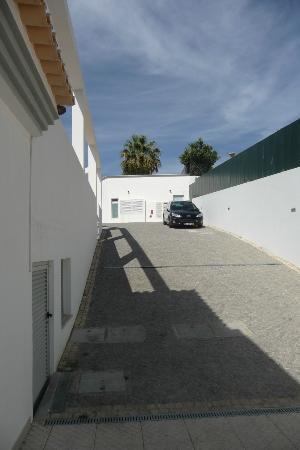 Albufeira Mar Vilas : Parking area