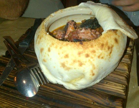 Minervino di Lecce, Italia: Zuppa di Polpo