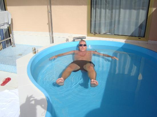 Plunge Pool Picture Of Cleopatra Palace Hotel Playa De