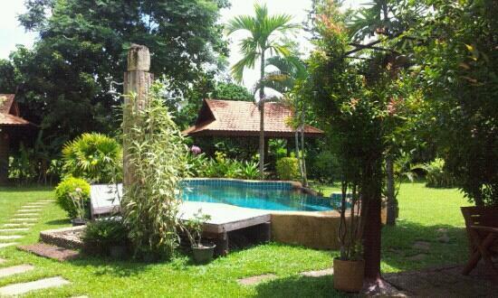 Viang Yonok Hotel, Restaurant, Sports Club: Pool