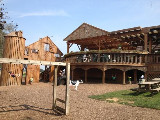 Oregon Dairy Country Restaurant : the play area