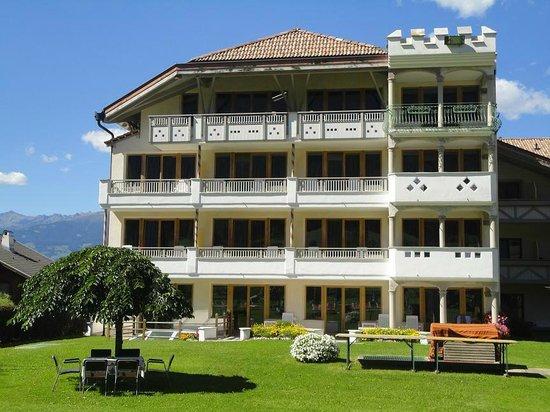 Hotel Reipertingerhof : Lato con affaccio giardino