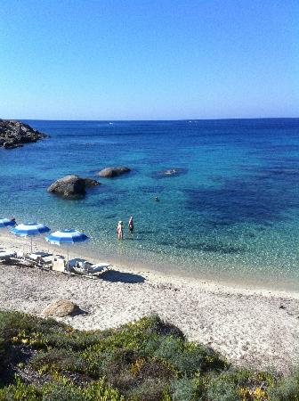 Hotel Cala Caterina : spiaggia