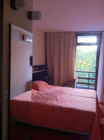 Bellevue Hotel: chambre