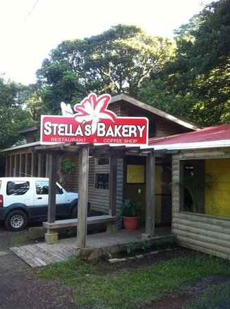 Stella's Bakery: From Santa Elena to Monteverde