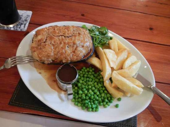 The Lion at Settle: mains