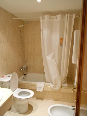 BQ Belvedere Hotel: bagno