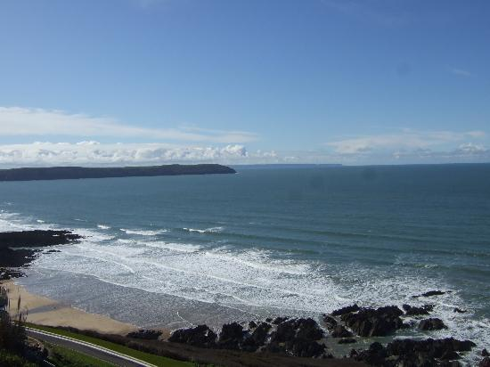 Lundy House Hotel: The view from Lundy House
