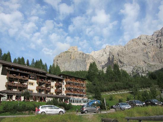 Hotel Plan de Gralba: Albergo