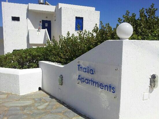 Hotel Thalia: Ingresso