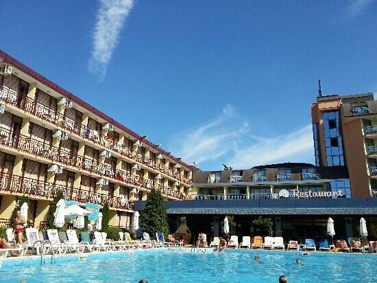 Baikal Hotel Sunny Beach