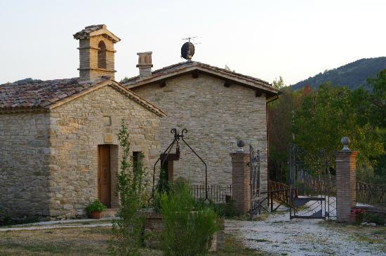 Agriturismo Borgo Castello Panicaglia : borgo