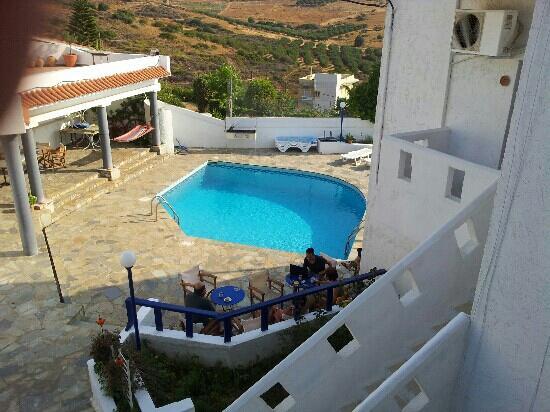 Hotel Thalia: piscina