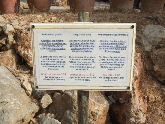 La Bastide des Templiers : Pool