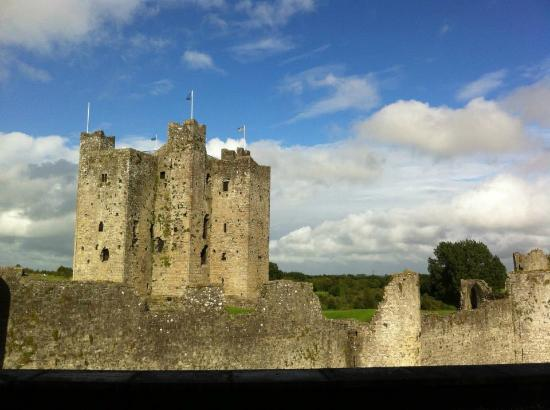 Trim Castle Hotel: View from window