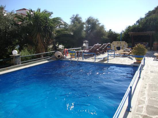 Villa Rena Apartments: Pool Area