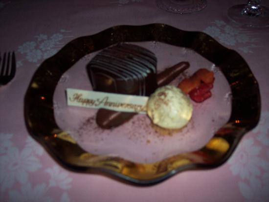 Blantyre: Anniversary Dessert