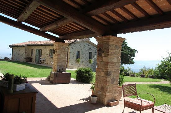 La Palazzetta del Vescovo: Sitting area