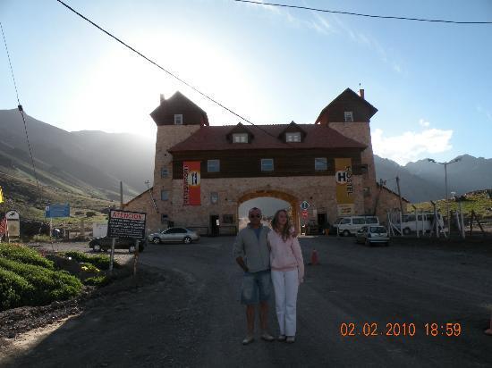 Arco de las Cuevas: VISTA EXTERIOR DEL ARCO
