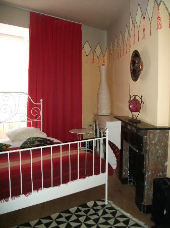 Hotel Matuchi: Stanza: interno