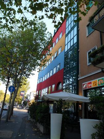 Hotel Porta Palio: FUORI
