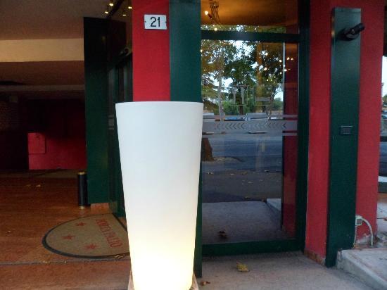 Hotel Porta Palio: ENTRATA 