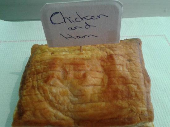 Julie's Sweets and Sandwiches: Chicken and Ham